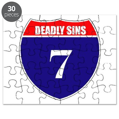 7 Deadly Sins Puzzle