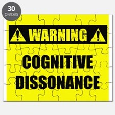 WARNING: Cognitive Dissonance Puzzle