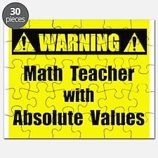 WARNING: Math Teacher 2 Puzzle
