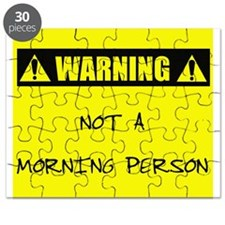 Not A Morning Person Puzzle