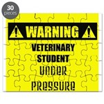 WARNING: Veterinary Student Puzzle