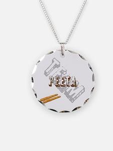 Team Peeta Necklace