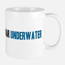 I Spent the Cold War Underwat Mug