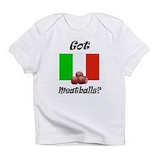 Unique Meatballs Infant T-Shirt