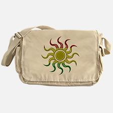 Sun Rasta Messenger Bag