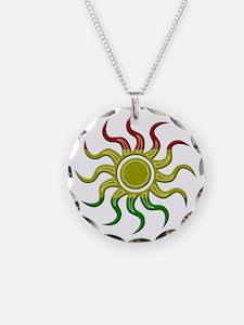 Sun Rasta Necklace