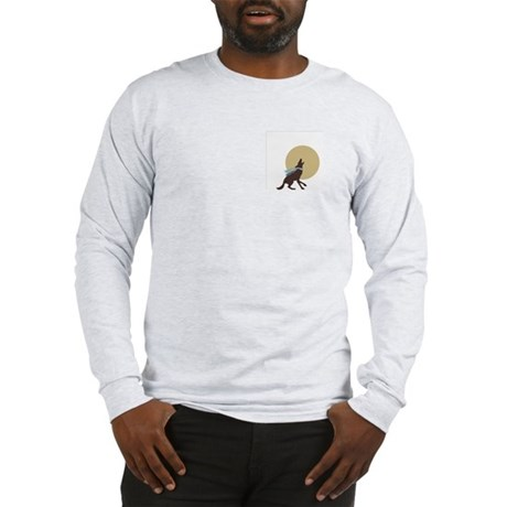 Long Sleeve Flying Coyote T-Shirt