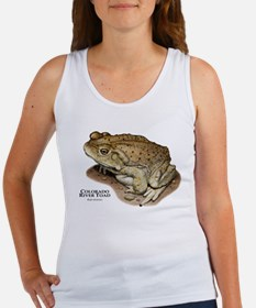Colorado River Toad Women's Tank Top