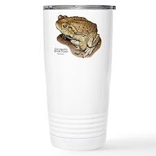 Colorado River Toad Travel Mug