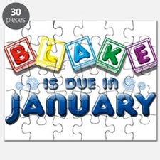 Blake is Due in January Puzzle