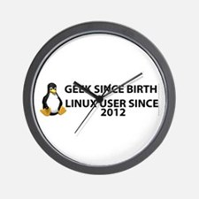 Geek since birth. Linux...2012 Wall Clock