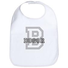 Letter B: Bogor Bib