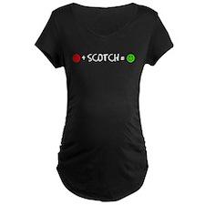 Plus Scotch Equals Happy T-Shirt