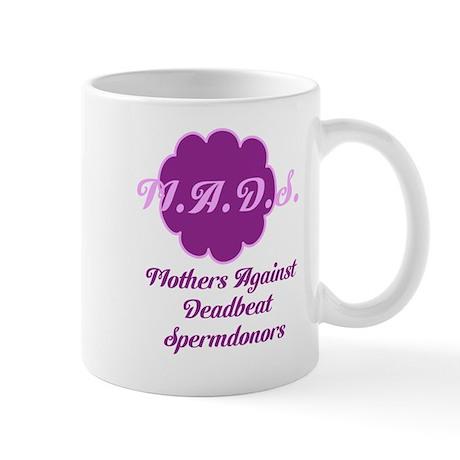 M.A.D.S. Mug