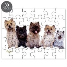 Cairn Terriers Puzzle