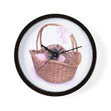 Baby Cairn Terrier Wall Clock
