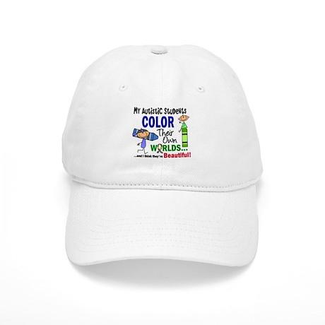 Colors Own World Autism Cap
