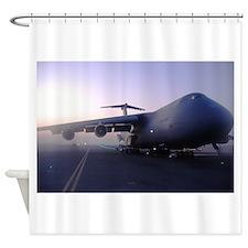 Cute Iraq war Shower Curtain