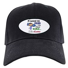 Colors Own World Autism Baseball Hat