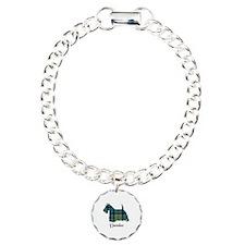Terrier - Dundas Charm Bracelet, One Charm
