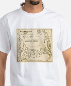 Old Cape Cod Map Shirt