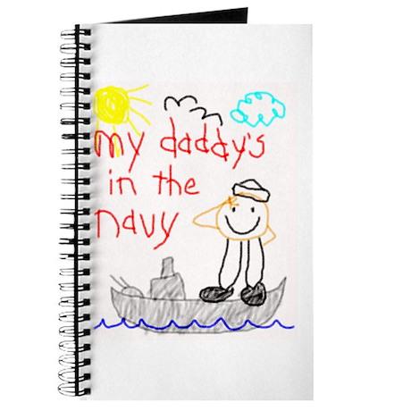 Navy Dad Journal