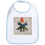 Davinci's Gnome Bib