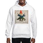 Davinci's Gnome Hooded Sweatshirt