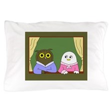 Roommates Pillow Case