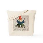 Davinci's Gnome Tote Bag