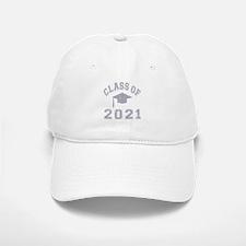 Class Of 2021 Graduation Baseball Baseball Cap