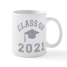 Class Of 2021 Graduation Mug