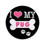 I Love My Pug 3.5