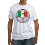 Mexico Soccer Fitted T-Shirt