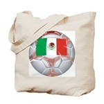 Mexico Soccer Tote Bag