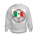 Mexico Soccer Kids Sweatshirt