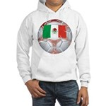 Mexico Soccer Hooded Sweatshirt