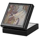Dulac's Little Mermaid Keepsake Box