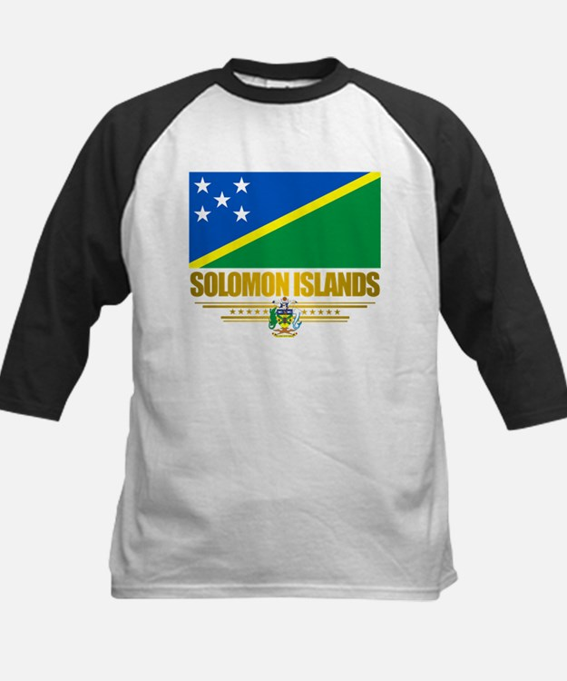 """Solomon Islands Flag"" Tee"