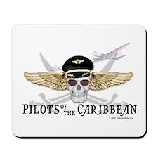 Pilots of the Caribbean Mousepad
