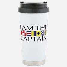 I am the Captain Travel Mug