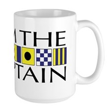 I am the Captain Mug