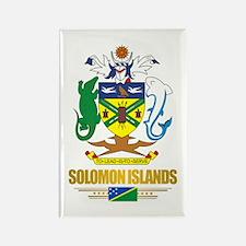 """Solomon Islands COA"" Rectangle Magnet"