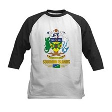 """Solomon Islands COA"" Tee"