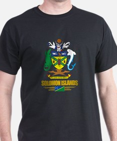 """Solomon Islands COA"" T-Shirt"