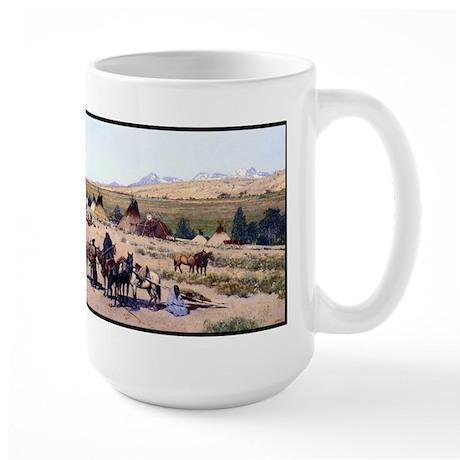 Best Seller Wild West Large Mug
