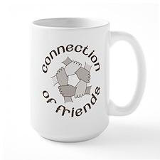 COF_logo_color_10x10 Mugs