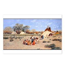 Best Seller Wild West Postcards (Package of 8)