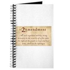 2nd Amendment Vintage Journal