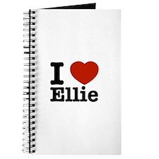 I love Ellie Journal